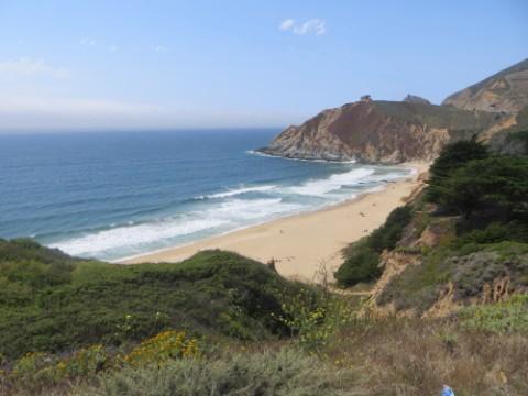 pch1 hwy1 norcal montara state beach