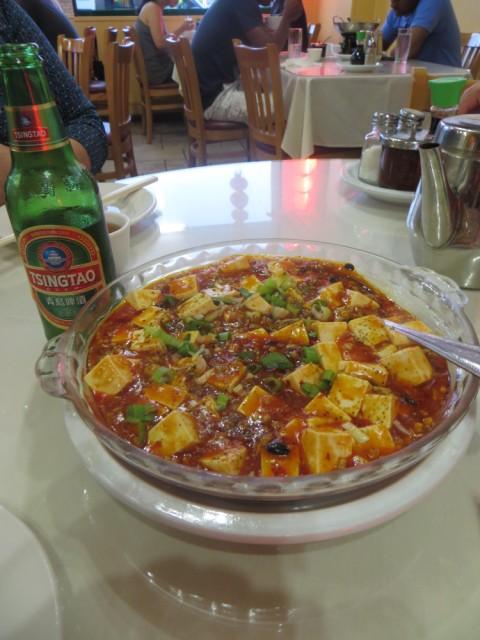 mapo tofu szechuan milbrae sfo yi yuan