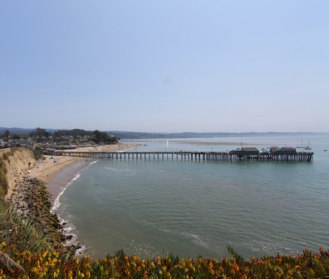 capitola by the sea california