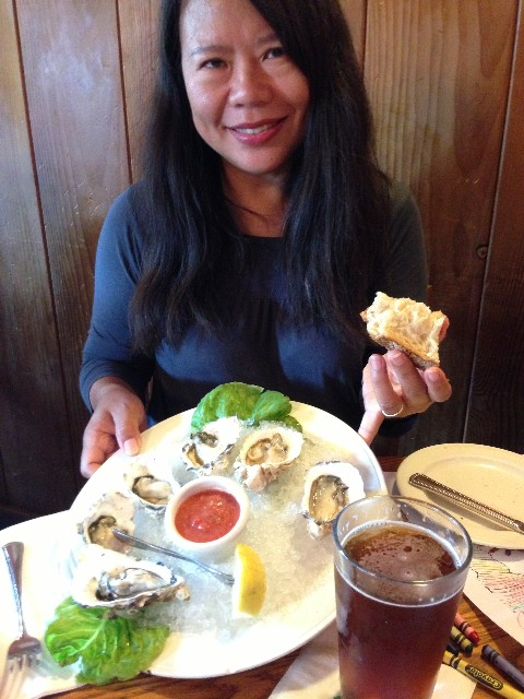 oysters and anchor steam duarte's tavern pescadero ca