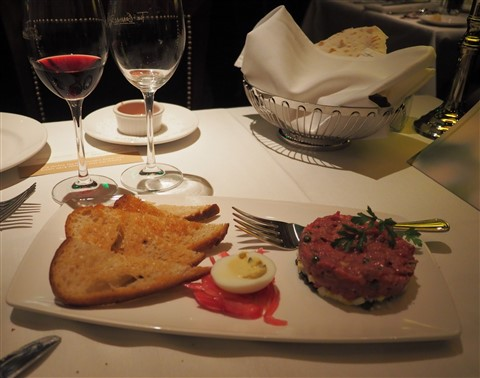 steak tartare austin capital grille