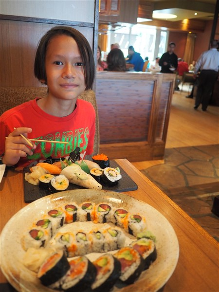 houston sushi