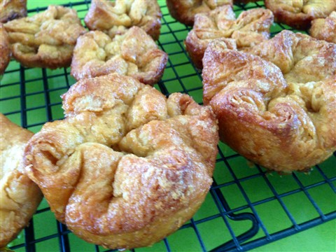 kouign amann at home austin texas