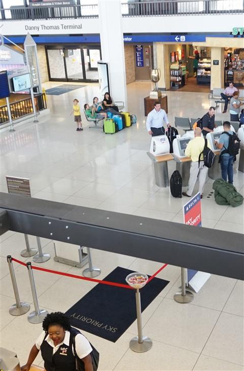 memphis airport delta