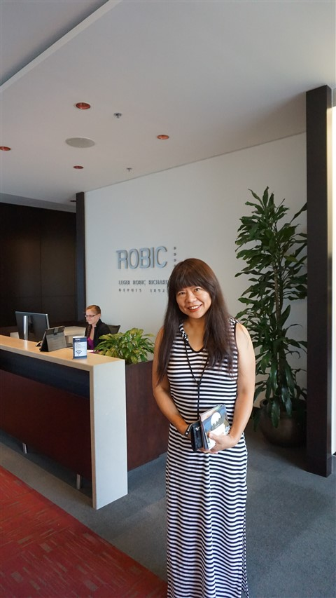 robic ip law montreal