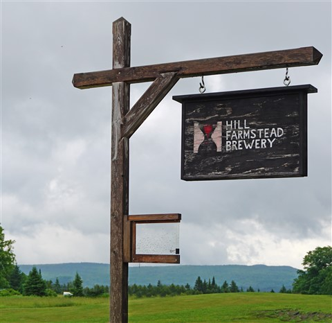 hill farmstead brewery vermont NEK