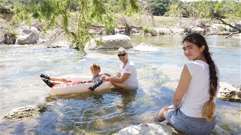 blanco river fischer texas wimberley