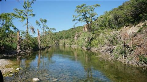 blanco river rapids fischer wimberley