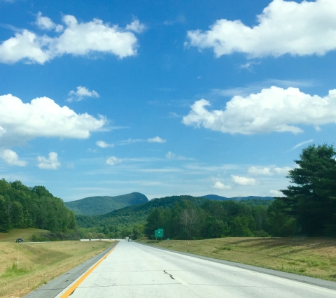 road to vermont