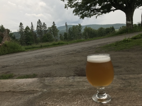 red barn brewing danville vt