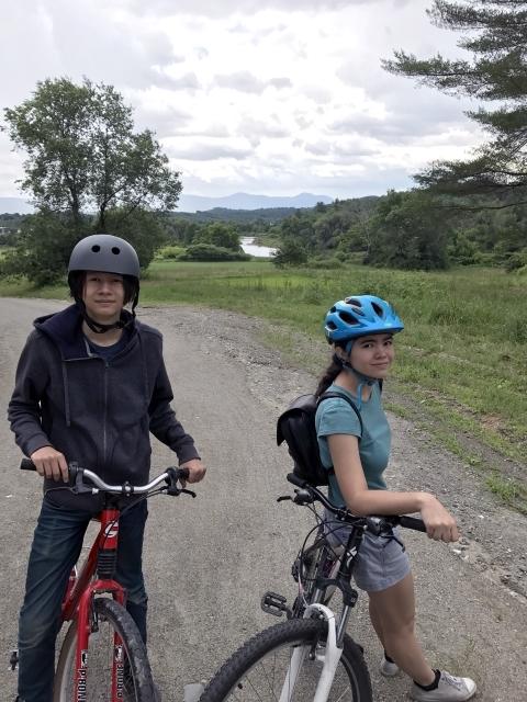 LVRT Hyde Park Vermont