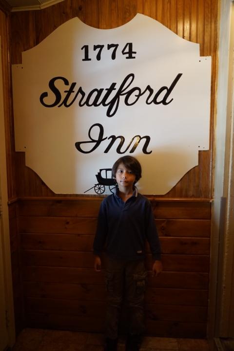 stratford inn vermont newhart show middlebury waybury
