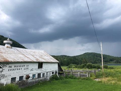 the museum of everyday life vermont nek glover vt barn