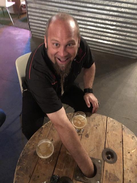 nola brewing hand in hole fun