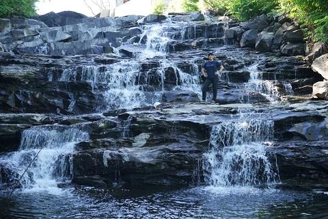 joe's brook west danville vermont joes pond