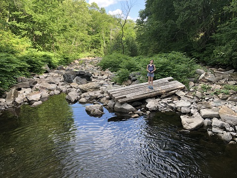 joes brook pond danville vermont