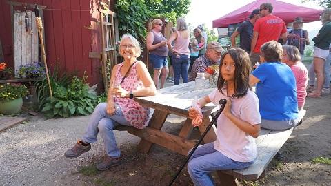 red barn brewing west danville vermont summer 2019