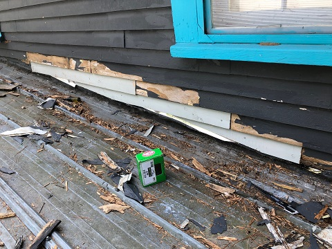 vermont clapboard replacement