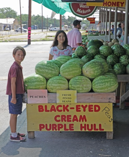 luling tx watermelon stand