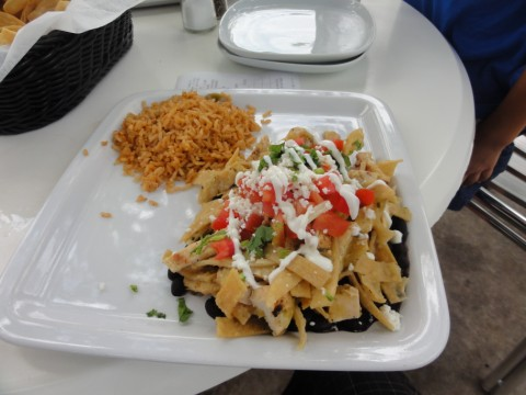 chilaquiles zocalo clarksville