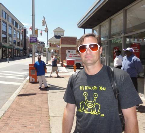 cross street market EMS blood baltimore
