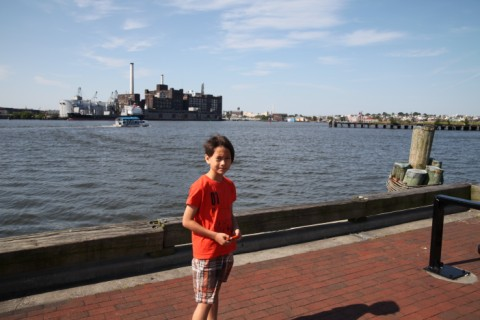 fell's point pier baltimore md