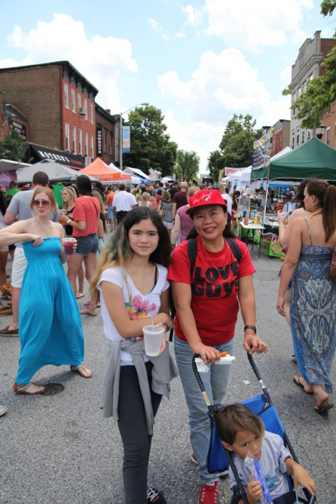 federal hill street festival jazz and blues