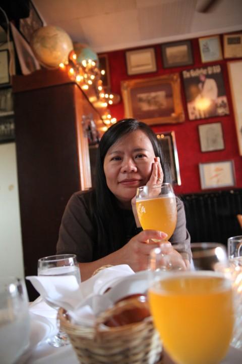 henninger's fells pt baltimore draft beer
