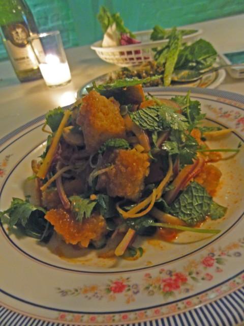 khao tod little serow dupont circle washington DC isaan style thai food