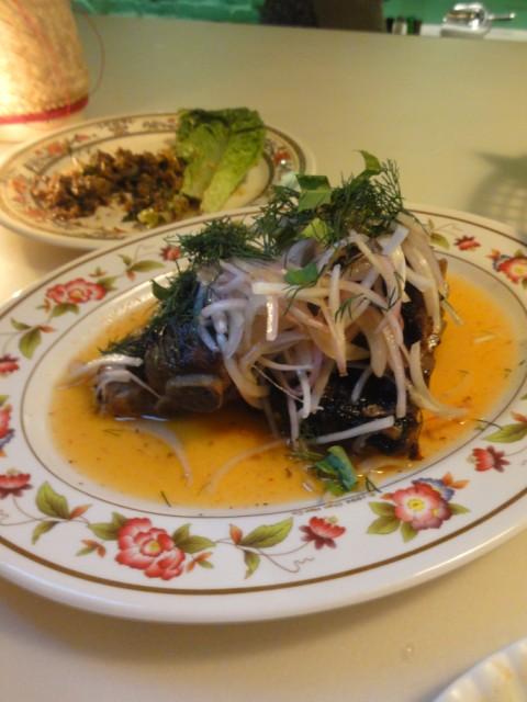 pork ribs little serow dupont circle washington dc isaan style thai food