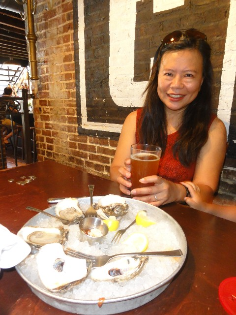 ryleigh's oyster house federal hill baltimore md