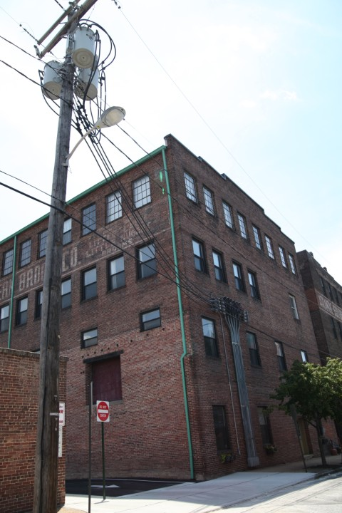 broom factory baltimore maryland warehouse