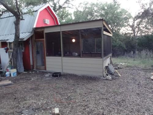 wimberley texas fischer barn cabin