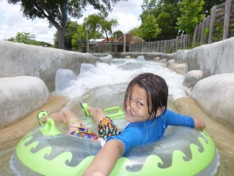 schlitterbahn new braunfels the falls worlds longest water park ride