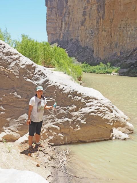 big bend national park clean up