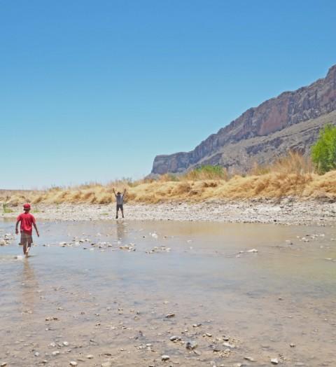 santa elena river canyon big bend mexico