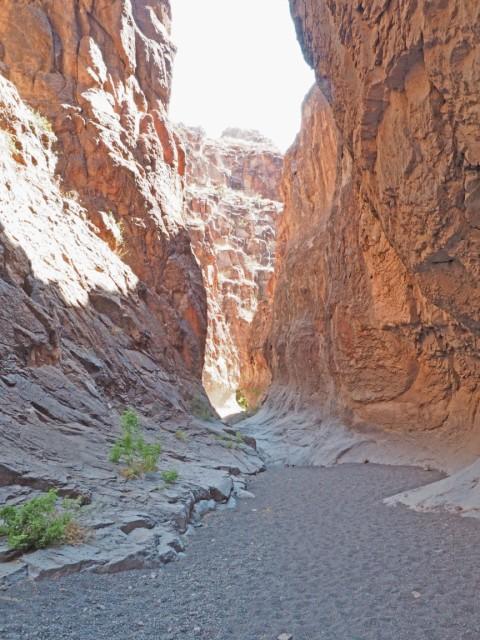 closed canyon big bend texas