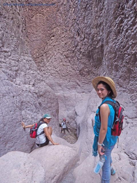 big bend closed canyon texas