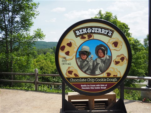 ben & jerry's ice cream factory tour vermont