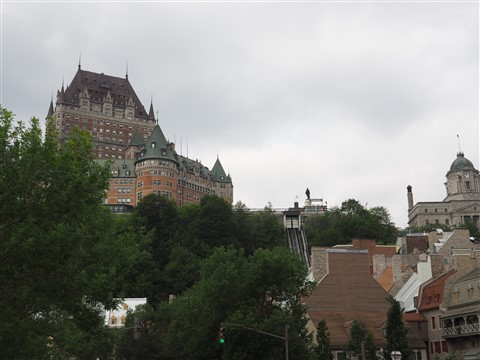 chateau frontenac quebec