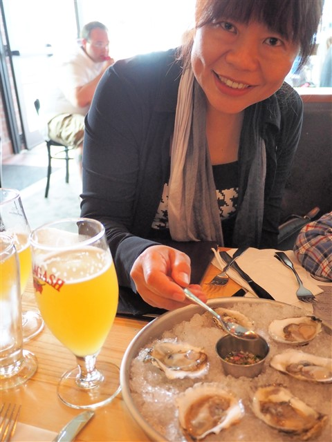 farmhouse tap and grill burlington oysters