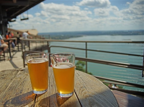 oasis brewing company lake travis 2015