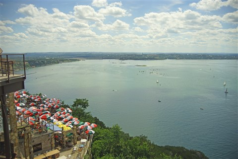 lake travis june 2015 from oasis