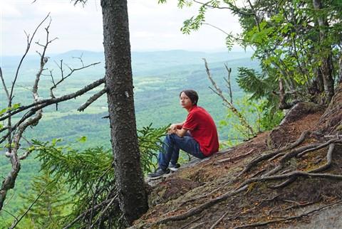 elmore mountain hike vermont state park