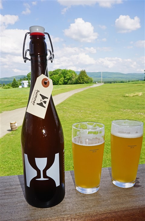 Hill Farmstead Sumner beer Greensboro VT
