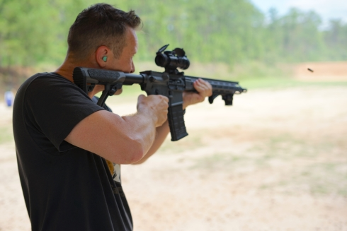 fort bragg shooting range
