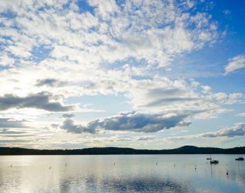 caspian lake greensboro vermont