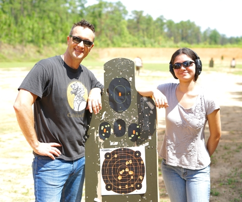 fort bragg target practice