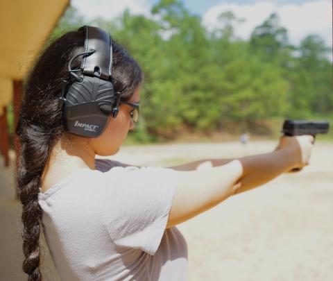 9mm target practice fort bragg