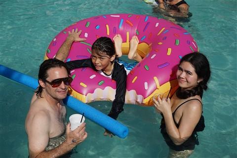 hotel lorenzo sunday funday pool party dallas